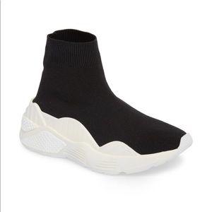 Jeffrey Campbell sock shoes